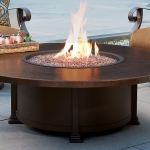 Hammered-Copper-Fire-Pit