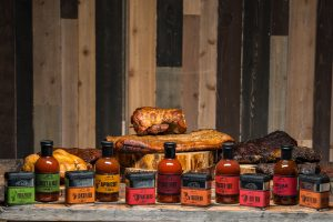 Brooks & Collier, Traeger Sauces Rubs