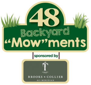 Brooks & Collier, WAFF, Backyard Mowments