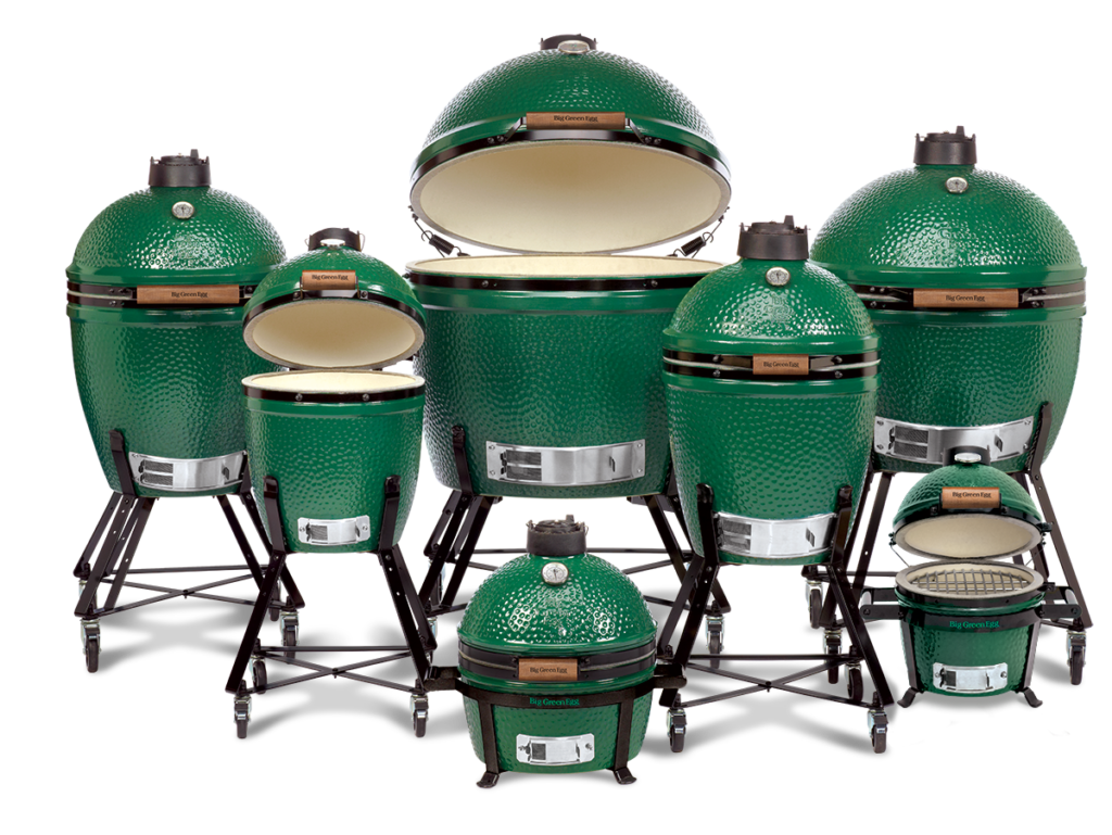 Brooks and Collier, Big Green Egg, Grills