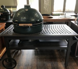 Brooks & Collier, Big Green Egg