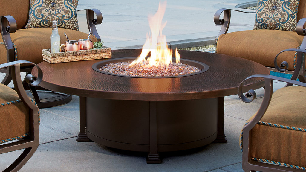 Brooks & Collier, OW Lee Fire Pits, fire pits