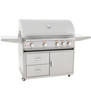 Brooks & Collier, Blaze Grills