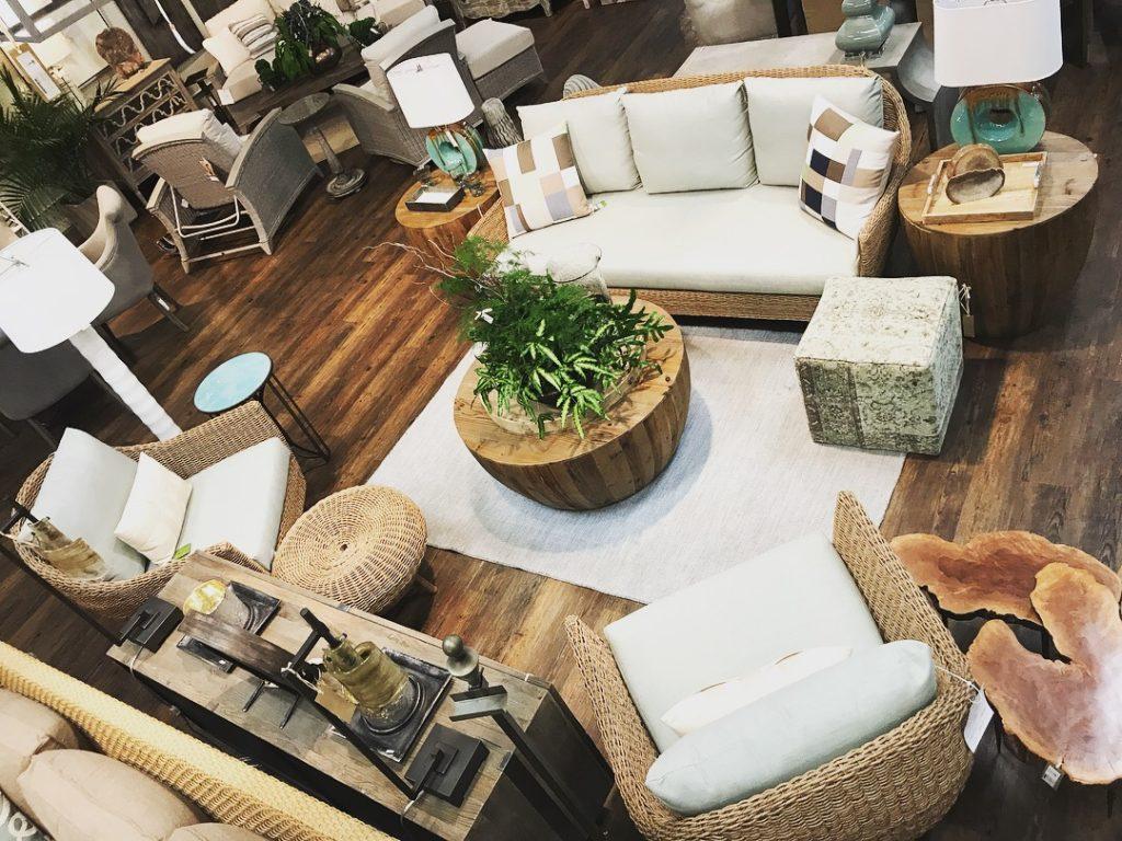 Brooks & Collier, Indoor & Outdoor Furnishings