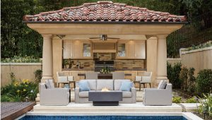 Brooks & Collier, Patio Renaissance Capistrano