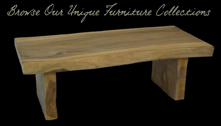 Brooks & Collier, Unique Furniture Collection