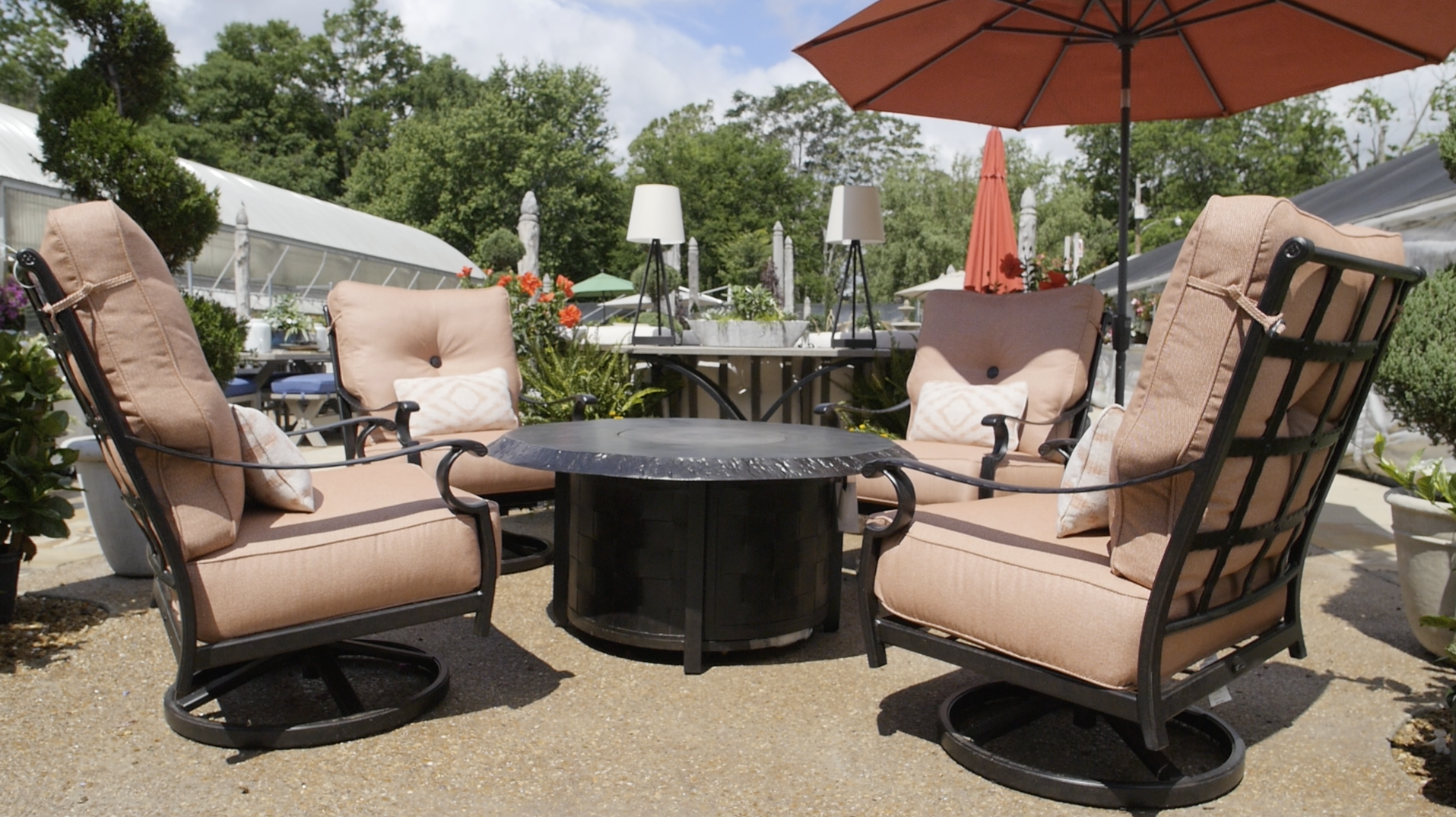 Brooks & Collier, Outdoor Furniture