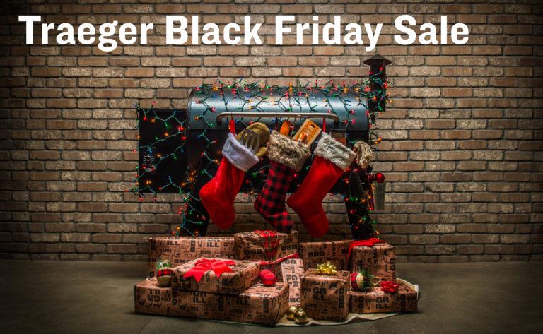 Brooks & Collier, Traeger, Traeger Black Friday Sale