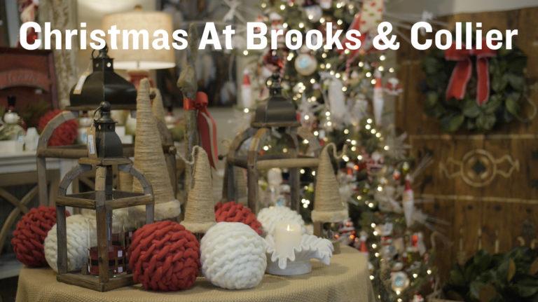 Brooks & Collier, Christmas, Holidays