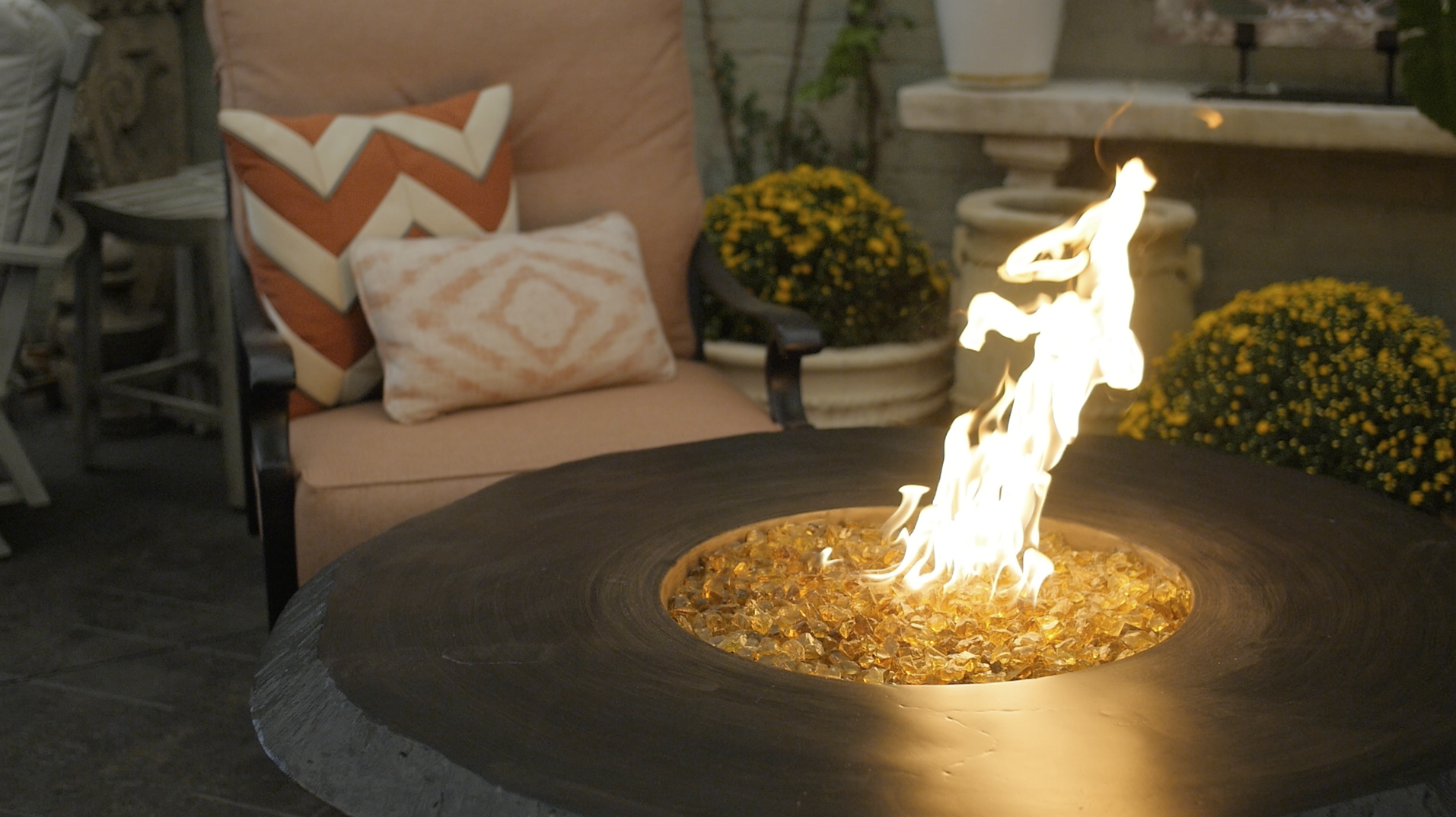 Brooks & Collier, Fire Pits