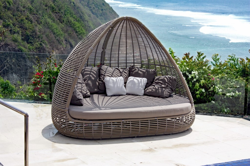 Brooks & Collier, Skyline Design, Shade Daybed
